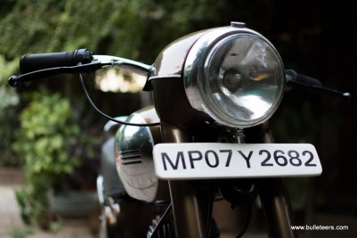 Jawa 250 Motorcycle of make year 1972