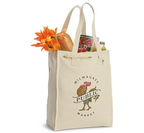 Image result for Canvas Shopping Tote