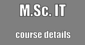 information-about-m-sc-it-course