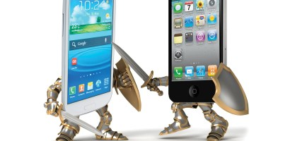 Partial Win for Apple over Samsung
