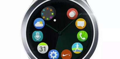 Smartwatch for Smart People – Samsung S2