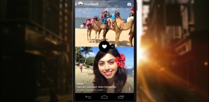 Best Selfie App Frontback is Back Again
