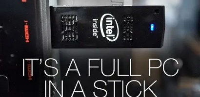 Intel Compute Stick will convert Your T.V to Computer