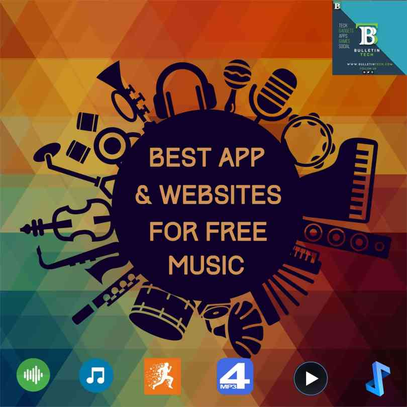 Best-apps-websites-to-download-free-music