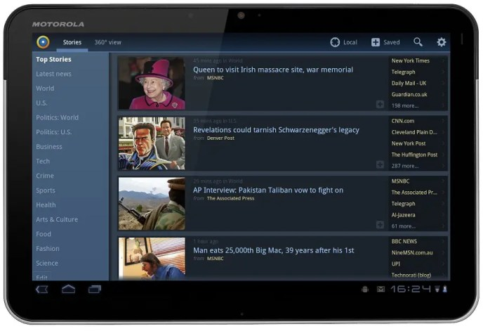Latest Best Android Tablet Apps You Must Have