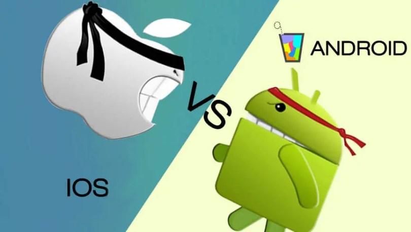 why do app developers prefer ios over andriod