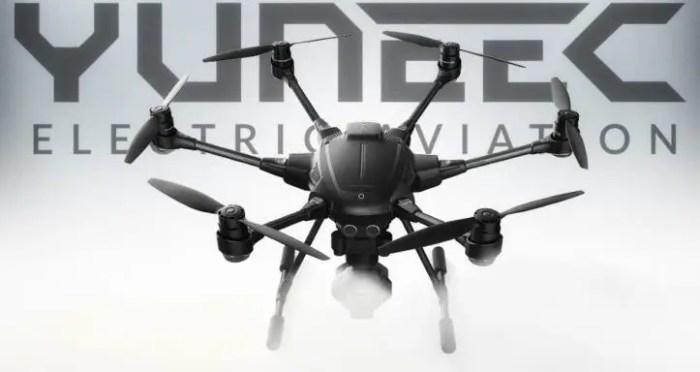 yuntec drone
