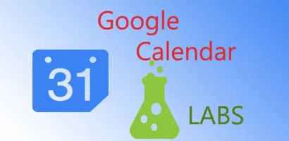 Manage your routine with Google calendar