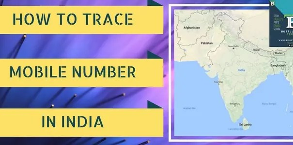 How To Trace Mobile Number in India
