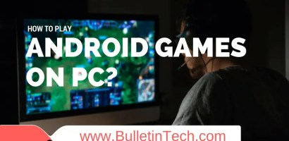 How To Play Android Games on PC [ 100% Working Trick]