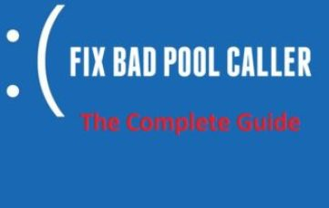 Fix Bad Pool Caller