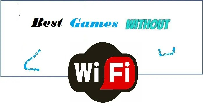 10+ Best Free Games Without WiFi to Play {No Wifi, No Problem}