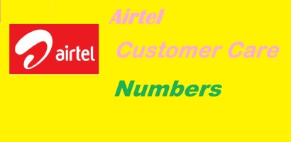Airtel Customer Care Numbers – Complete Details