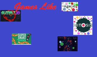 Games Like Agario – Similar and Alternative Games