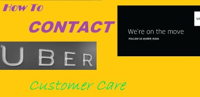 Uber Customer Care Number In India – An Updated List in August 2017