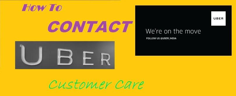 Uber Customer Care
