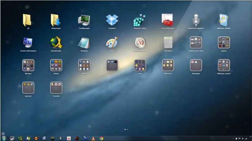 Windows Launcher