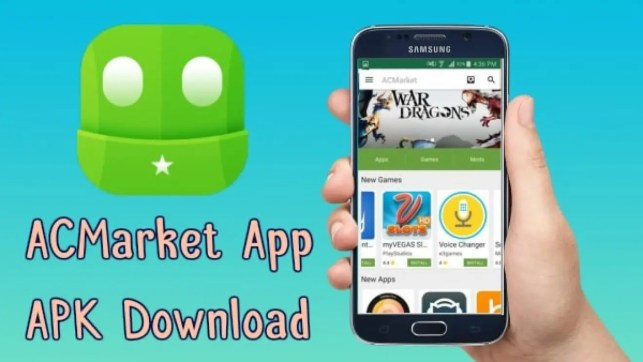 ACMarket APK Download for iOS and Android