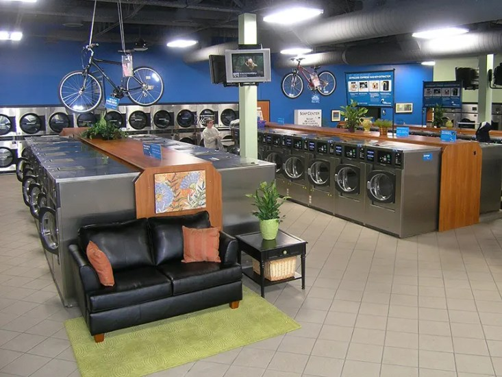 Growing Trend Of Using Coin Operated Laundry Equipment
