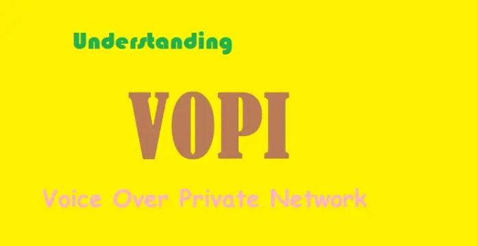 VOPI service