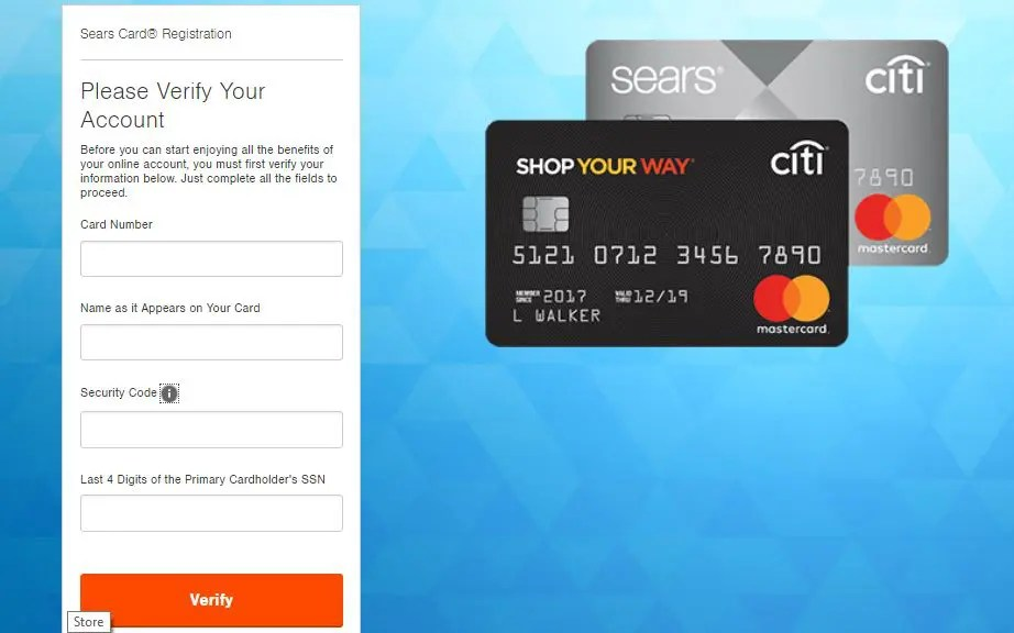 Sears Credit Card Login Citibank >> Activate Sears Card Login Explained In Easy Steps