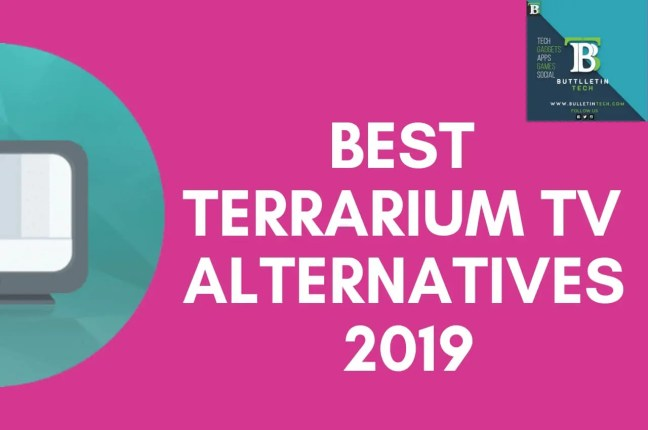 Best Terrarium TV Alternatives 2020