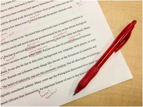 Six common mistakes to avoid when writing a research paper