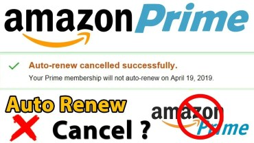 How You can Turnoff Amazon Prime Auto Renewal?