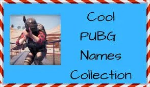 Stop Stressing About Cool Names For PUBG Mobile