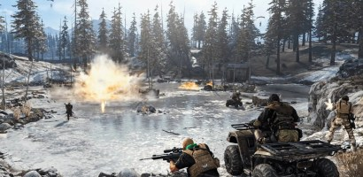 Launch of Call of Duty: Warzone