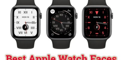 Best Apple Watch Faces You Must Give A Try In 2020