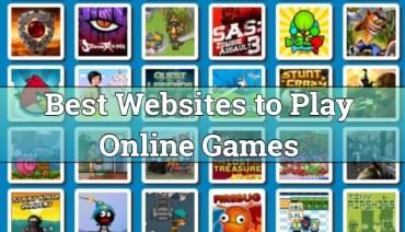Top 10 Best websites to play online games in 2020