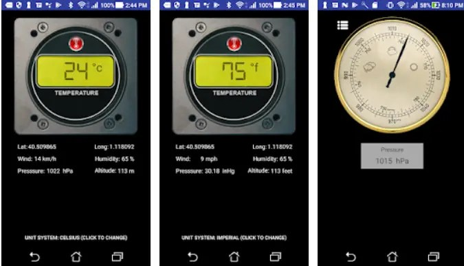 Best thermometer apps for Android