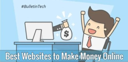 10 Trusted and Best Websites to Make Money Online In 2020