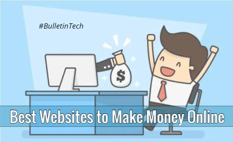Best Websites to Make Money Online