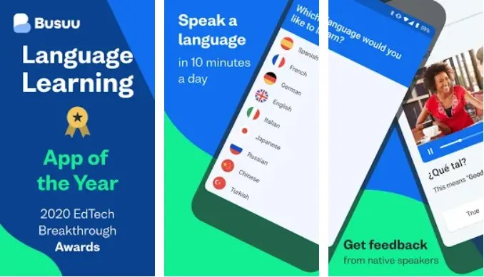 Best English Learning Apps for android