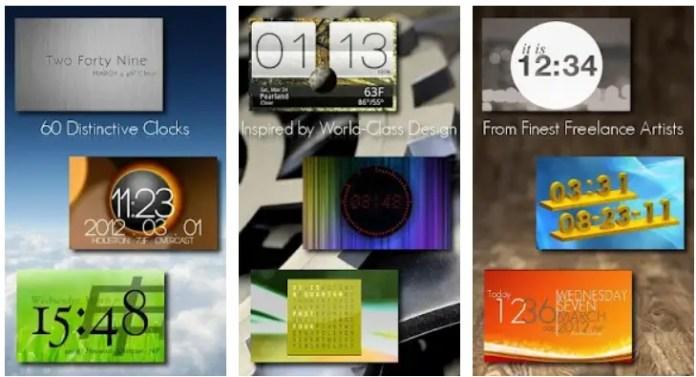 Best Android Clock Widgets