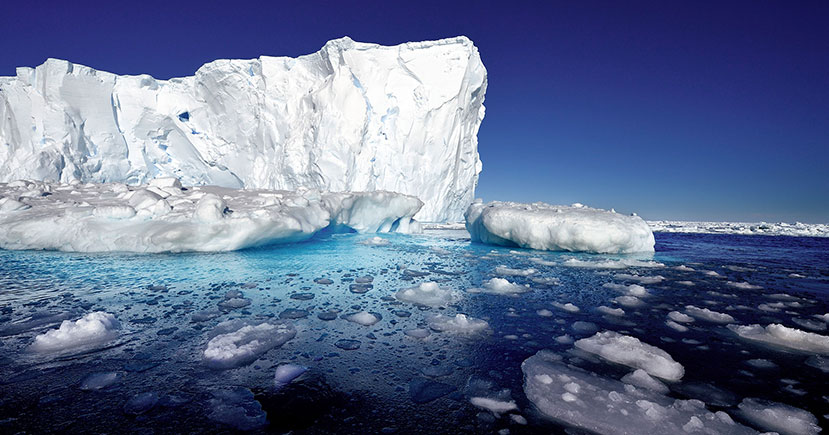 Antarctica, Greenland Ice Loss Much Faster Than Expected