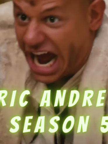 THE ERIC ANDRE SHOW SEASON 5