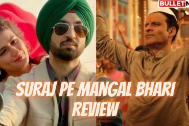 Suraj Pe Mangal Bhari Review