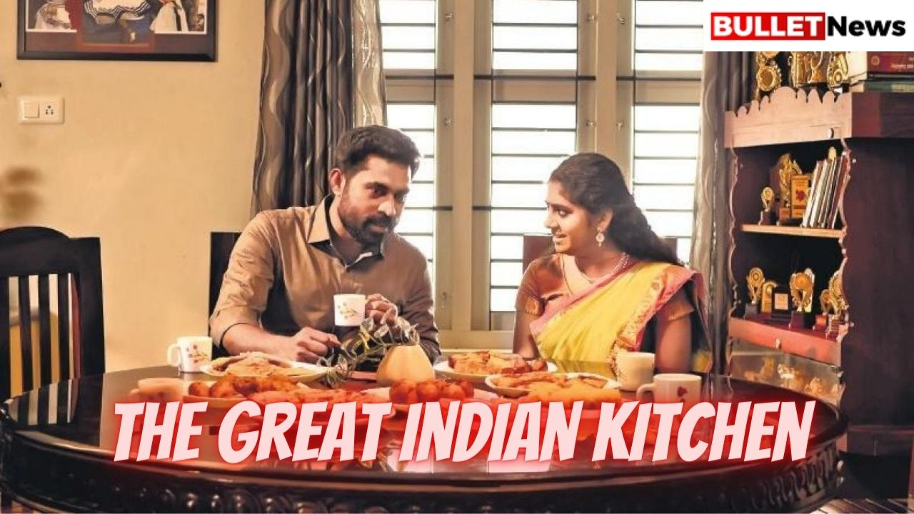 The Great Indian Kitchen: Serve a unique story of sensuality at home