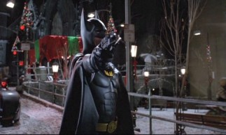 batman returns- xmas festival attack