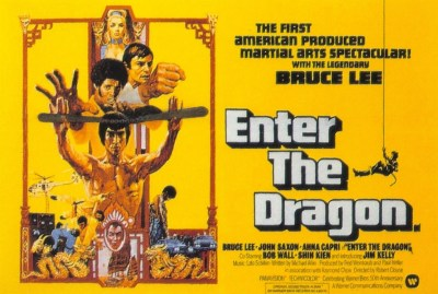 Movies - Enter the Dragon with Bruce Lee