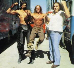 with wilt and arnold