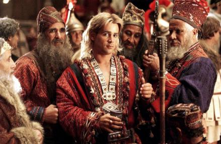 ALEXANDER, Colin Farrell, 2004, (c) Warner Brothers