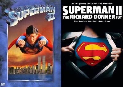 SupermanIIVersions