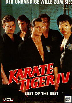 Karate Tiger 4
