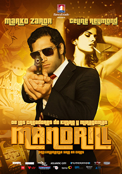 MandrillCover
