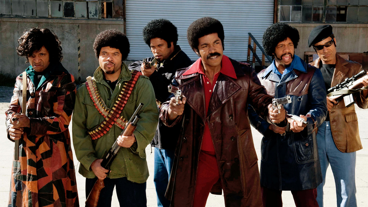 Dynamite Action: Black Dynamite and his crew put together a couple of  ass-kicking montages so severe that the reverberations are felt at the  highest levels ...