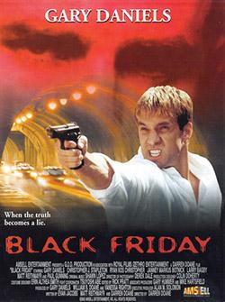 Bullet Points Black Friday 2001 Bulletproof Action